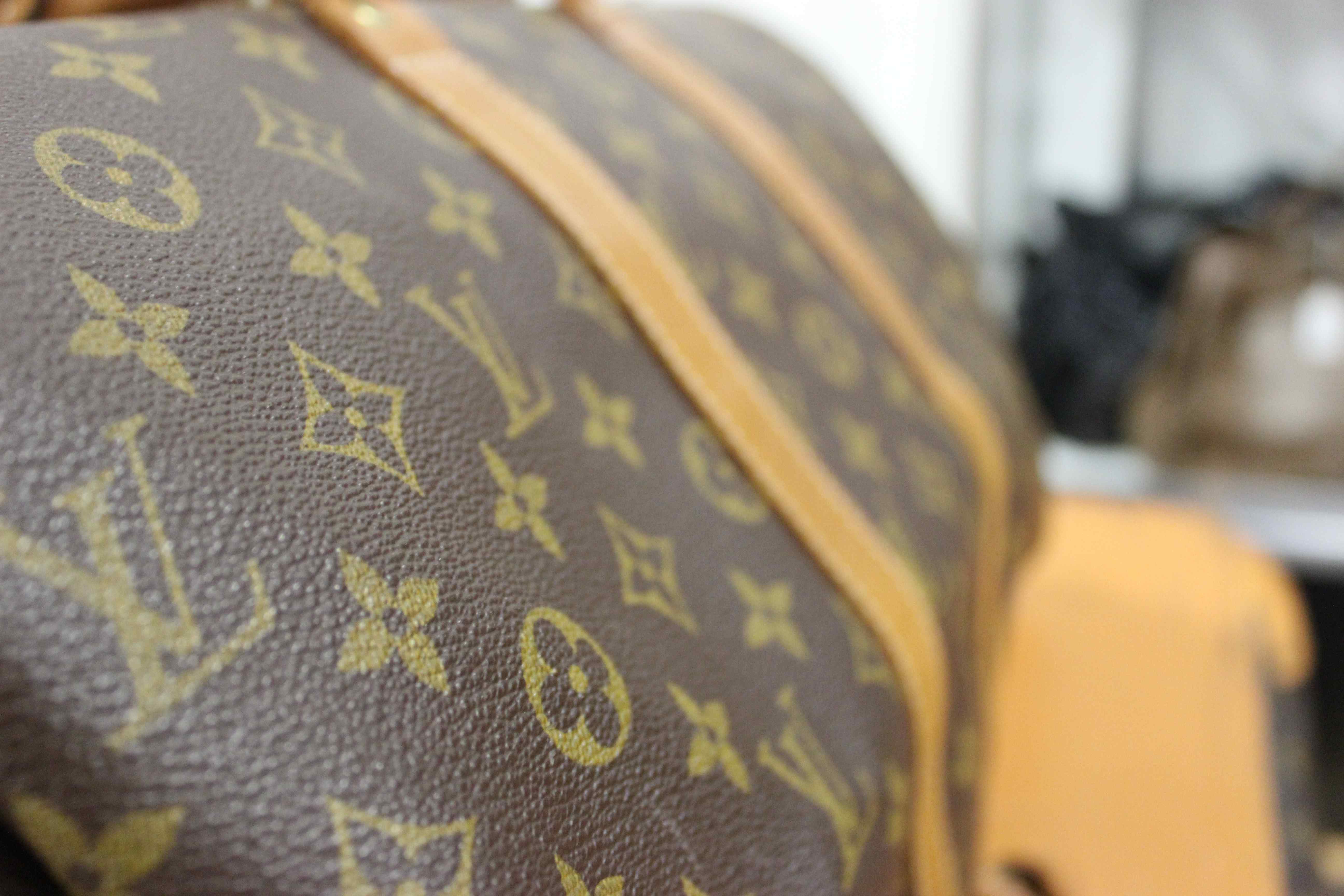 Vintage Louis Vuitton Bag. Photo by Kate Frankenberg.