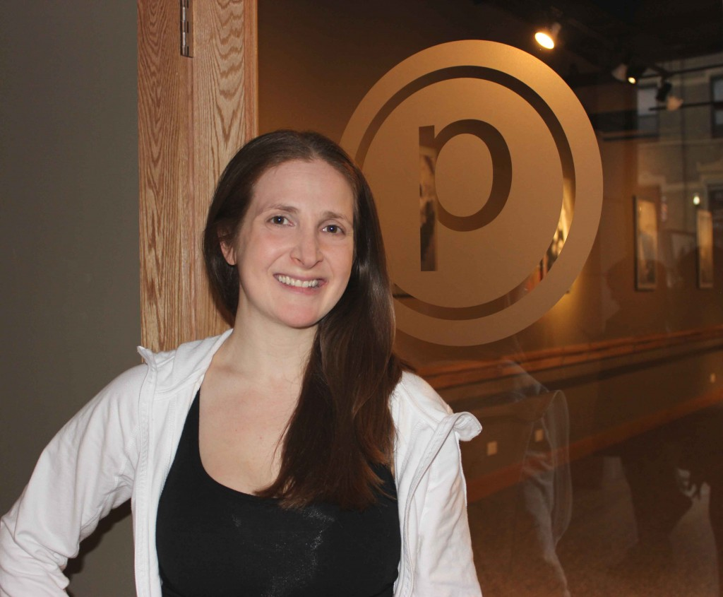 Pure Barre Old Town Rachel True . Photo by Kate Frankenberg. OFF THE GRID Chicago