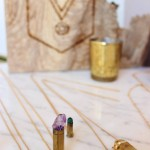 Jewelry by Vo Jewelry, Bullet Necklace | Photo by Kate Frankenberg | OFF the grid