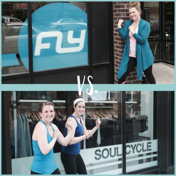 The Epic Showdown: SoulCycle vs Flywheel