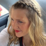 Summer Braid Style The Inside-Out Bang Braid | Photo of Kate Frankenberg