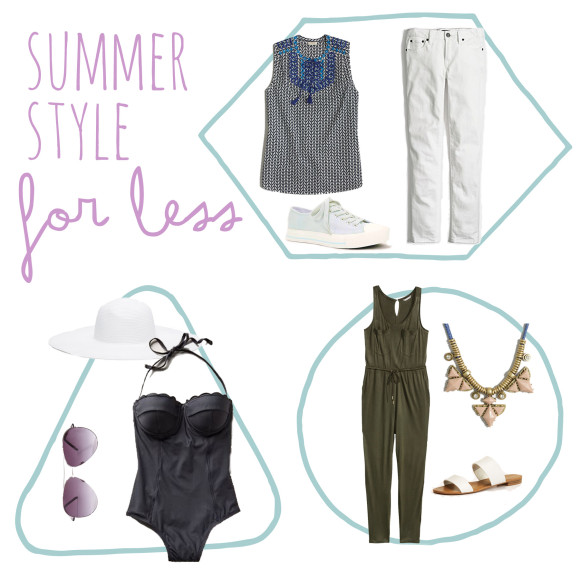 Summer Style for Less