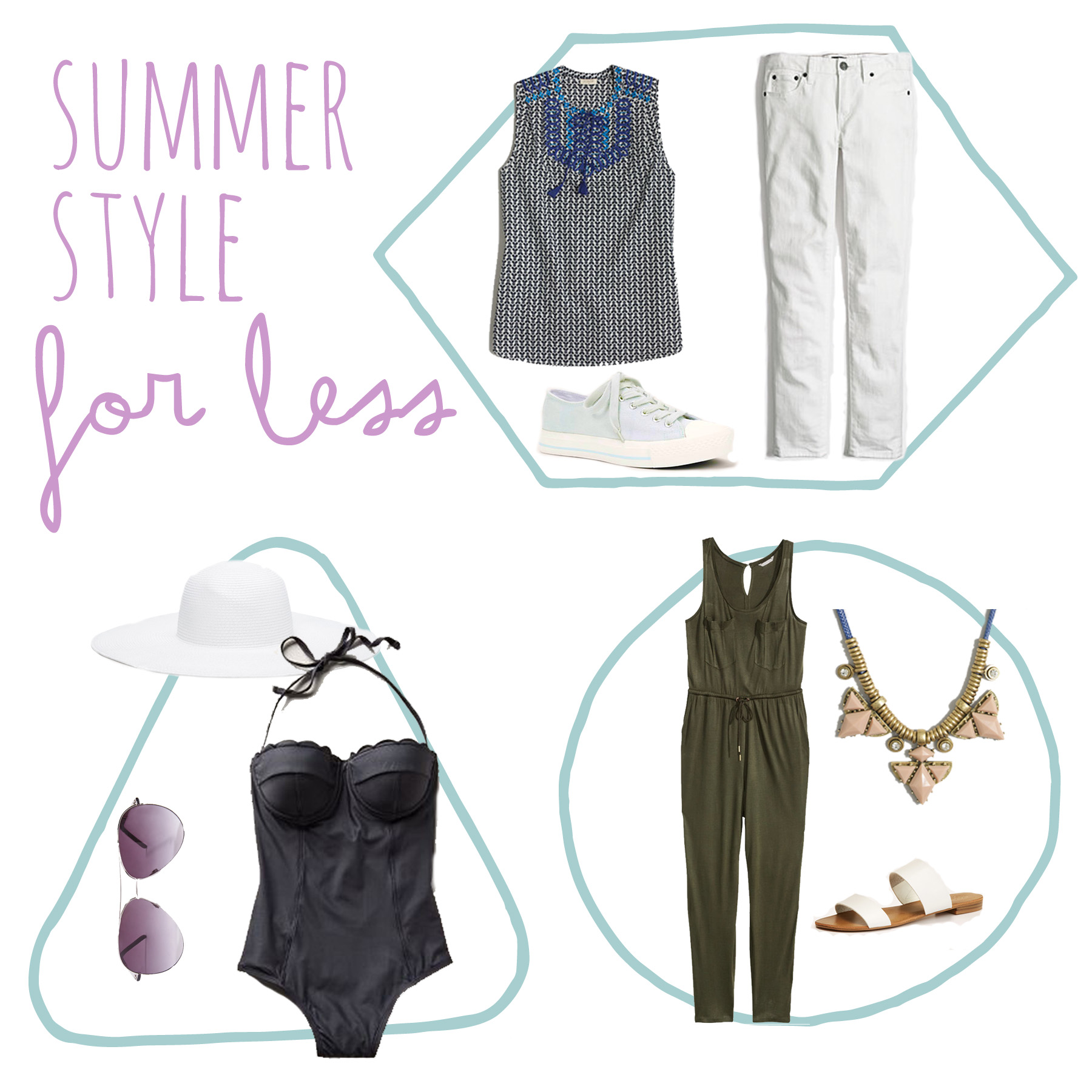Summer Style For Less Fashion Trends Off The Grid