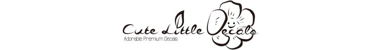Etsy Store Cute Little Decals - Vinyl Decals